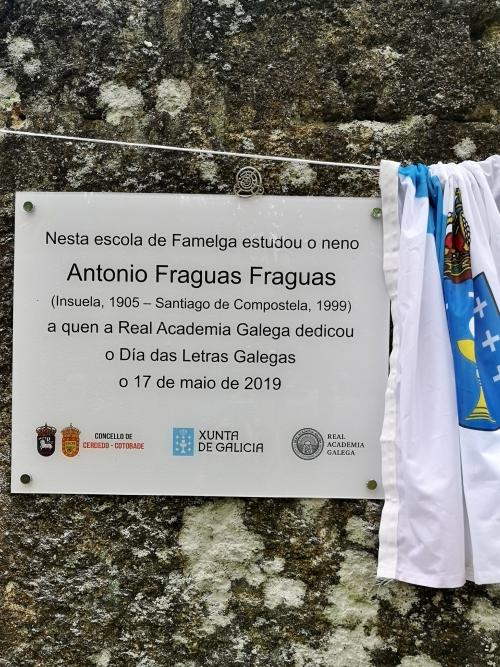 Día das Letras Galegas en Cotobade