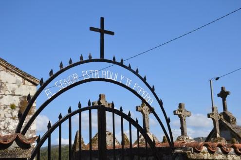 Igrexa de San Isidro (Campo Lameiro)