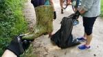 19ª Campaña de limpeza do Gafos, conVaipolorío