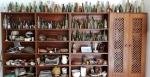 Museo de obxectos recuperados do río, en Cabanas(Salcedo)