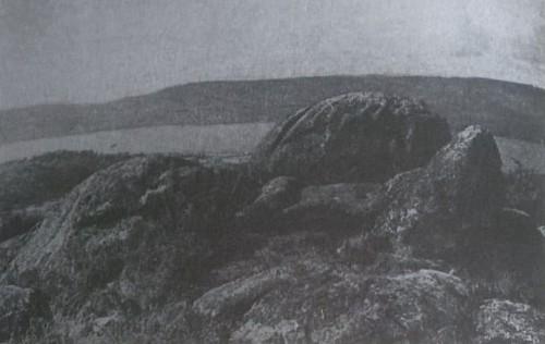 Silla de Champás, anos 50-60, descubrimento de Carlos Paratcha