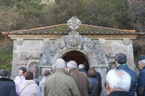 Fachada principal da capela dos Santos Reis