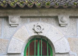 Detalle da fiestra lateral