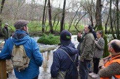 Día dos Humidais con Vaipolorío no río Tomeza (Gafos)