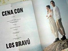 Artigo de Sabina Urraca sobre Los Bravú