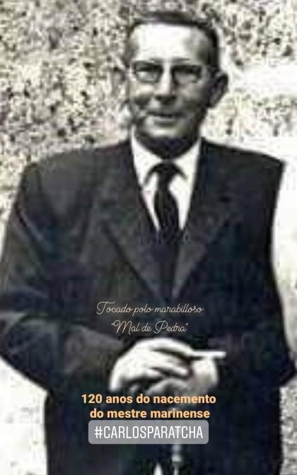 120 aniversario de Carlos Paratcha
