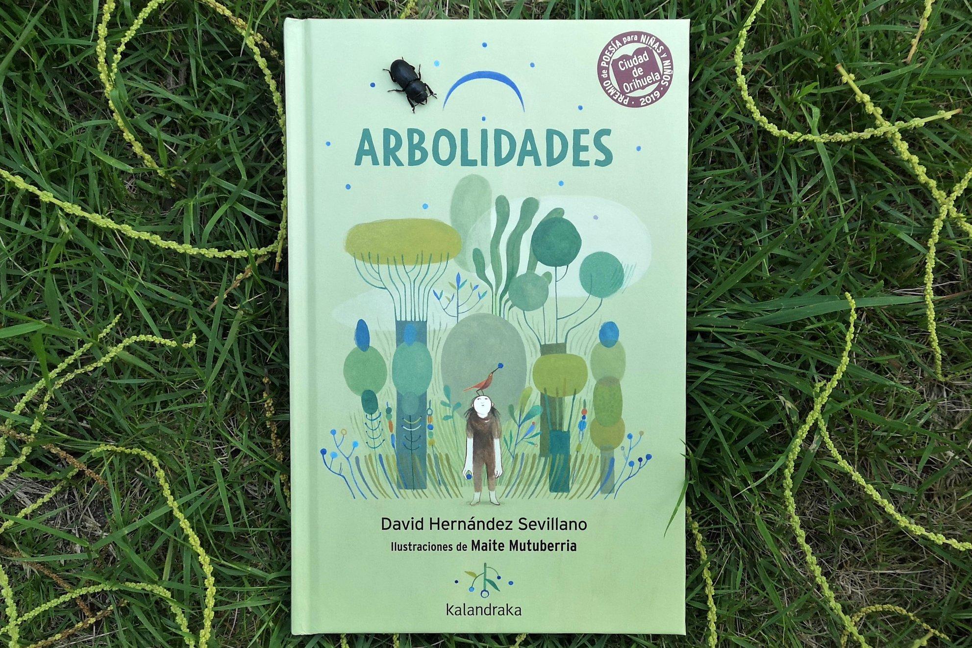 """""""Arbolidades"""", de David Hernández Sevillano e Maite Mutuberria"""