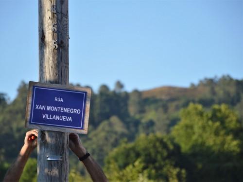 9º cabodano de Xan Montenegro